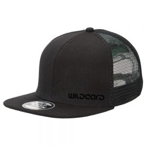 Trucker Cap - Foam Mesh - Curved Peak