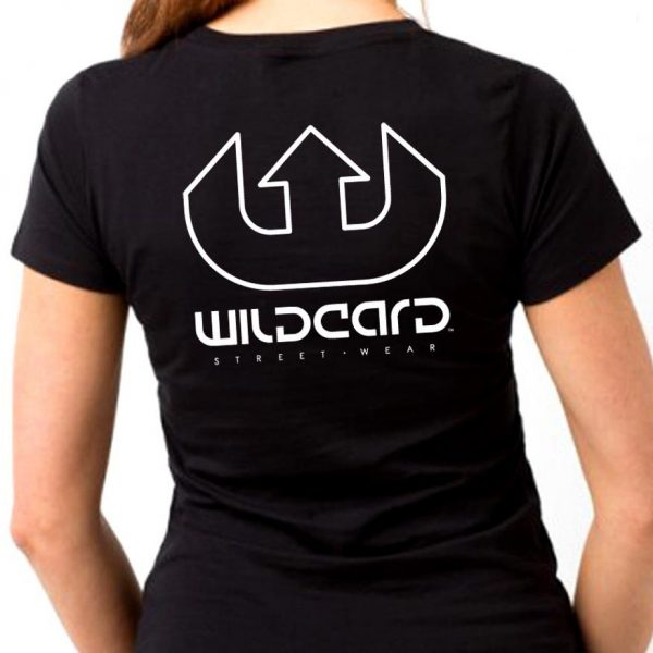 Womens fitted Tee - Core Logo