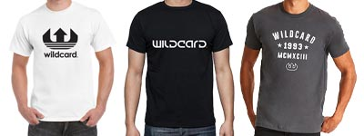 Wildcard T-Shirts